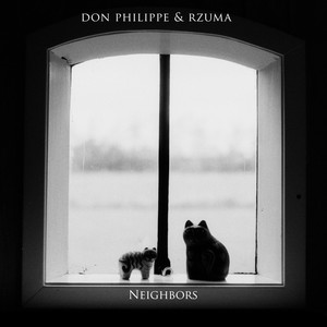 DON PHILIPPE & RZUMA - Neighbors Black Vinyl Edition - 33T