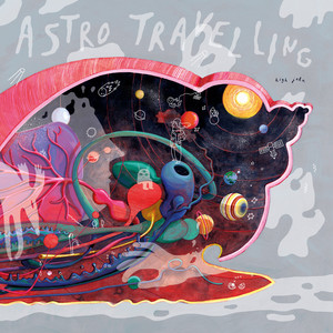 HIGH JOHN - Astro Travelling Black Vinyl Edition - 33T