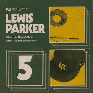 LEWIS PARKER - Hold It Down Ft. Dynas / Instrumental - 45T x 1