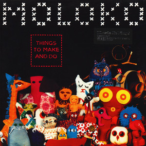MOLOKO - Things To Make And Do - 33T x 2