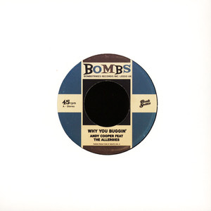 V.A. - Why You Buggin' - 7inch x 1
