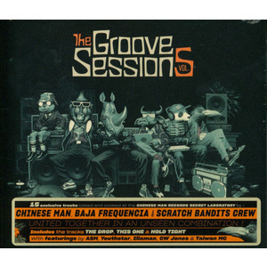 CHINESE MAN - The Groove Sessions Volume 5 - CD