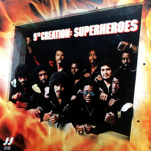 9TH CREATION, THE - Superheroes - LP