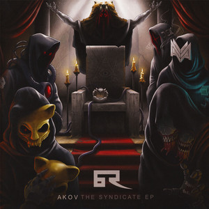 AKOV - The Syndicate EP - 33T