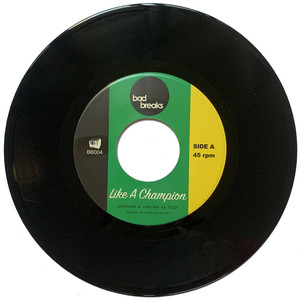 FLIP / CHILL-ILL - Bad Breaks Volume IV - 7inch x 1