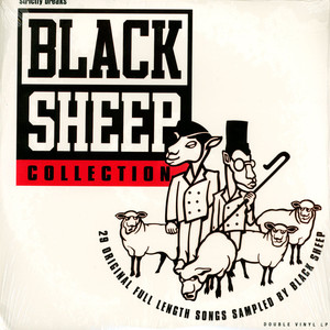 V.A. - Black Sheep Collection - 33T x 2