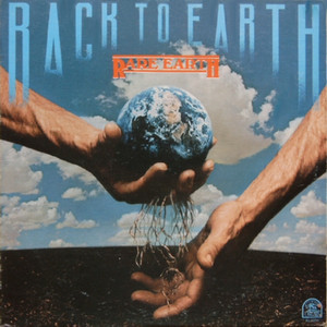 RARE EARTH - Back To Earth - 33T