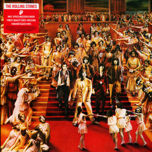 Rolling Stones, The It's Only Rock 'N' Roll Half Speed Remastered Edition
