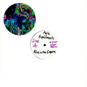 AGILE EXPERIMENTS - Alive In The Empire - 12 inch x 1