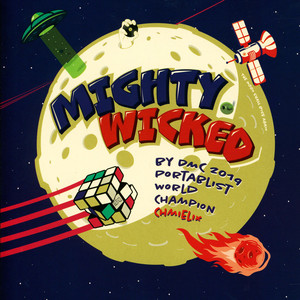 CHMIELIX - Mighty Wicked - 45T x 1