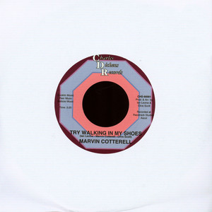 MARVIN COTTERELL - Try Walking In My Shoes - 45T x 1