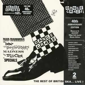 V.A. - Dance Craze The Best Of British Ska Live Picture Disc Record Store Day 2020 Edition - 33T