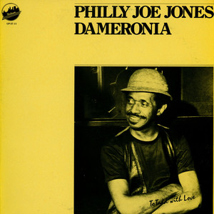 ''PHILLY'' JOE JONES / DAMERONIA - To Tadd With Love - 33T
