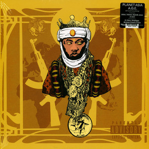 Planet Asia All Gold Everything