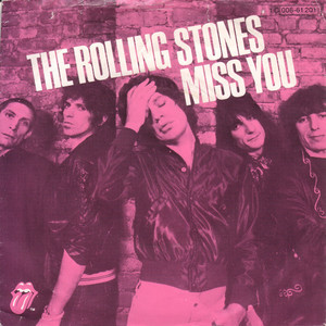 THE ROLLING STONES - Miss You - 7inch x 1