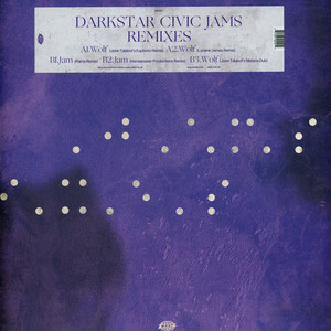 DARKSTAR - Civic Jams Remixes - Maxi x 1