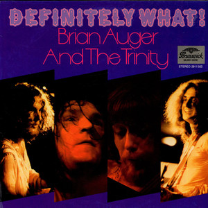 brian auger & the trinity definitely what!