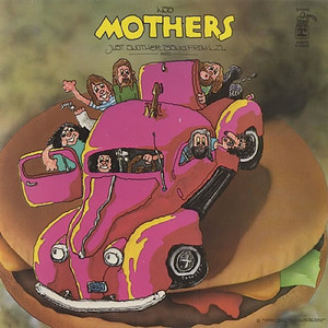 THE MOTHERS - Just Another Band From L.A. - LP