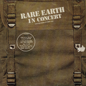 RARE EARTH - Rare Earth In Concert - 33T x 2
