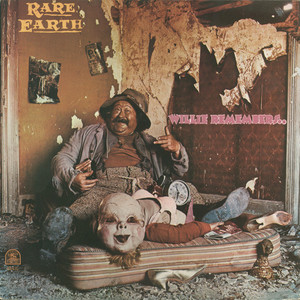RARE EARTH - Willie Remembers - 33T