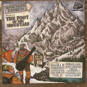 V.A. - The Foot Of The Mountain - 33T