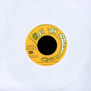 TA-TEASHA LOVE / FAMILY MAN & WAILERS BAND - Oh Jah Come / Dub - 45T x 1