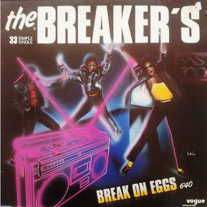 BREAKER'S, THE - Break On Eggs - Maxi x 1