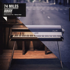 Pierre Anckaert Trio Vs. Monkey Robot - 74 Miles Away