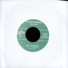 Soul Surfers, The - Doin' The Rasklad / Girl From Sao Paolo