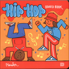 Martin Ander - The Hip Hop Board Book