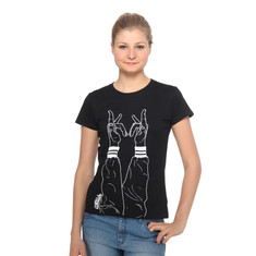 Kraftklub - Finger Women T-Shirt