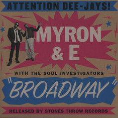 Myron & E with The Soul Investigators - Broadway