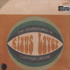 Klaus Layer - The Adventures Of Captain Crook Clear Vinyl Edition