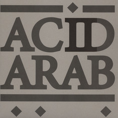 V.A. - Acid Arab Collections EP#2