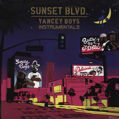 Yancey Boys - Sunset Blvd. Instrumentals