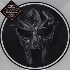 JJ DOOM (Jneiro Jarel & MF Doom) - Bookhead EP Picture Disc Edition
