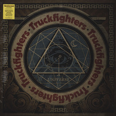 Truckfighters - Universe Yellow Vinyl Edition