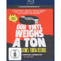 Stones Throw Records Presents - Our Vinyl Weighs A Ton