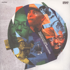 Raw Poetic & Kev Brown - Concentrated Maneuvers