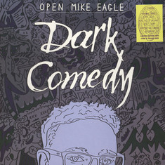 Open Mike Eagle - Dark Comedy Green & Yellow Vinyl Edition
