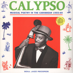 V.A. - Calypso: Musical Poetry In The Caribbean 1955-69