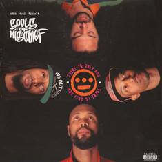 Adrian Younge presents Souls Of Mischief - There Is Only Now