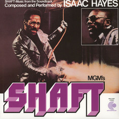Isaac Hayes - OST Shaft