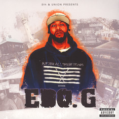 Edo. G - After All These Years Orange Crush Vinyl Edition