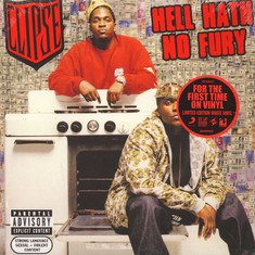 Clipse - Hell Hath No Fury White Vinyl Edition