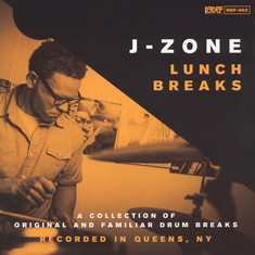 J-Zone - Lunch Breaks Black Vinyl Edition