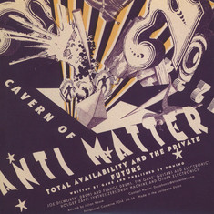 Cavern Of Anti-Matter - Total Availibility And The Private World