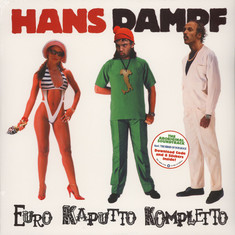 V.A. - OST Hans Dampf - Euro Kaputto Kompletto