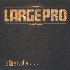 Large Professor - In The Scrolls / Own World