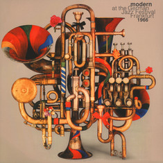 V.A. - Modern At The German Jazz Festival 1966